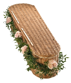 Coffin Garlands